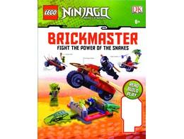 Lego Ninjago Brickmaster FightPS (ING/HC) Comic