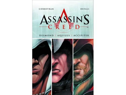 Assassins Creed Ankh of Isis Tri (ING/HC) Comic