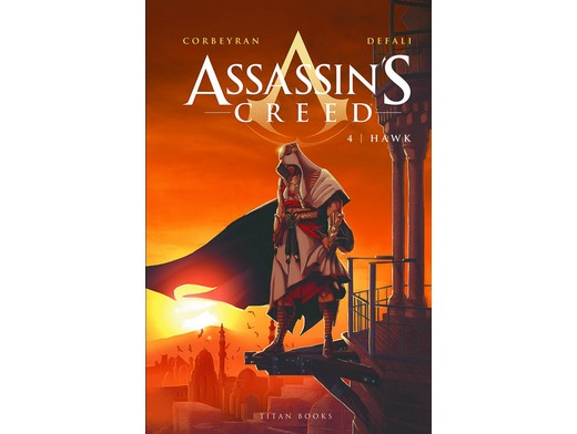 Assassins Creed Hawk v4 (ING/HC) Comic