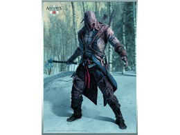 Assassins Creed III Wall Scroll v1