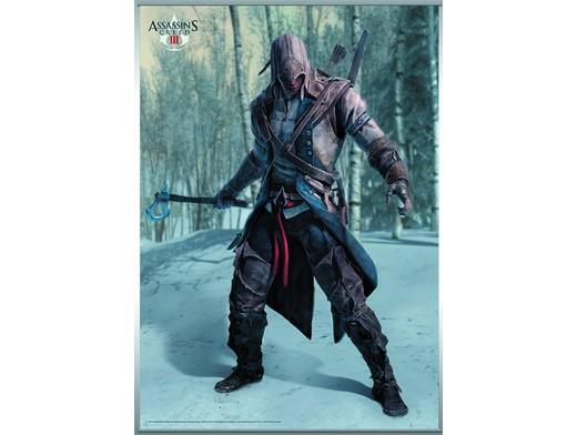 Assassins Creed III Wall Scroll v1