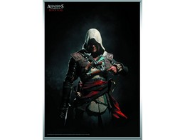 Assassins Creed IV Black Flag Wall Scroll v1