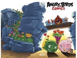 Angry Birds Comics #6 (ING/CB) Comic