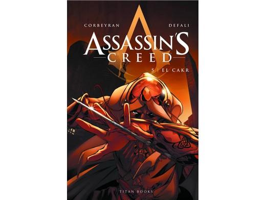 Assassins Creed v5 El Cakr (ING/HC) Comic