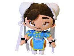 Peluche Street Fighter Chun-Li 12in