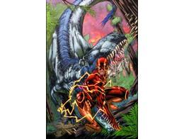 Flash v7 Savage World (ING/HC) Comic