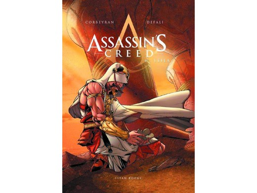 Assassins Creed v6 Leila (ING/TP) Comic