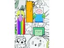 Adventure Time Paperback Journal