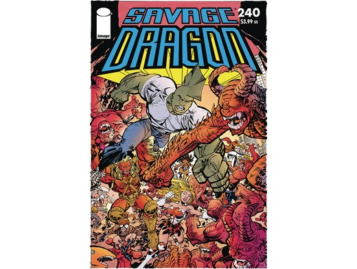 Savage Dragon #240 (ING/CB) Comic