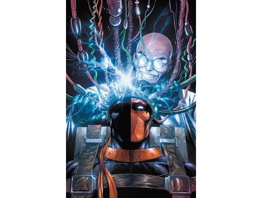 Deathstroke #37 (arkham) (ING/CB) Comic