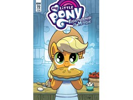 My Little Pony FriendS Is Magic #72 (ING/CB) Comic