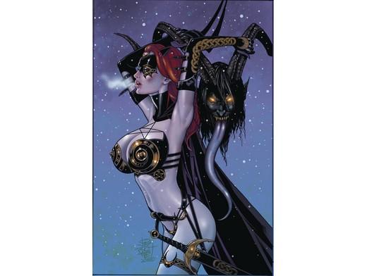 Tarot Witch of The Black Rose #113 (ING/CB) Comic
