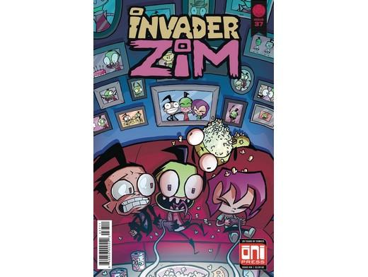 Invader Zim #37 (ING/CB) Comic