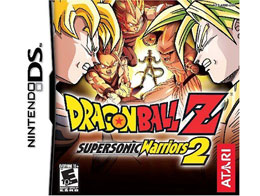 DragonBall Z Supersonic Warriors 2 DS