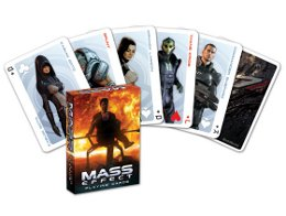 Mazo de Cartas Mass Effect