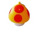 Figura Mushroom Amarilla Roja Super Mario Bros. 2'