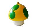 Figura Mushroom Amarilla Verde Super Mario Bros 2