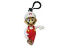 Figura Fire Mario 12 cm colgante