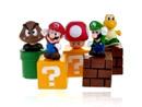 Set 5 Figuras Mario Bross