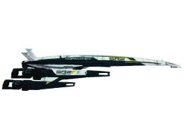 Figura Mass Effect Normandy SR2 Cerberus Ship