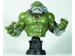 Estatua Incredible Hulk Maestro Mini Bust