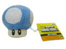 Peluche Mushroom Celeste 6 cm