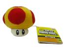 Peluche Mushroom Amarilla/Roja 6 cm