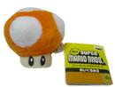 Peluche Mushroom Naranja 6 cm