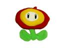 Mini Peluche Fire Flower 5 cm