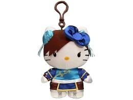 Monedero Hello Kitty Chun Li Clip-On