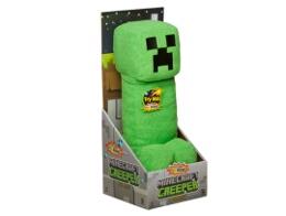Peluche Jinx Minecraft Creeper con sonido