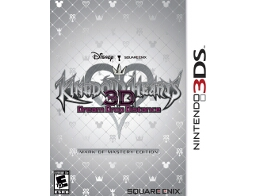 Kingdom Hearts 3D: Dream Drop Distance C.E. 3DS