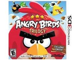 Angry Birds Trilogy 3DS Usado