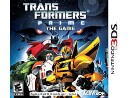Transformers Prime: The Game 3DS