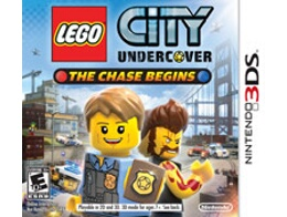 Lego City: Undercover The Chase Begins 3DS Usado