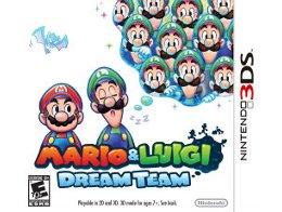 Mario & Luigi: Dream Team 3DS Usado