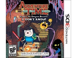 Adventure Time: Explore the dungeon...! 3DS