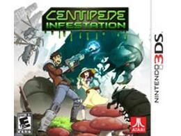 Centipede: Infestation 3DS