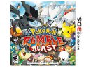 Pokémon Rumble Blast 3DS Usado