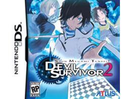 Shin Megami Tensei: Devil Survivor 2 DS