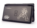 Sticker Metalico Super Mario NDSL / NDSi
