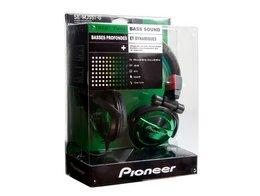 Audífono Bass Sound Verde Pioneer