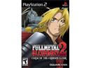 Fullmetal Alchemist 2 Curse of Crimson Elixir PS2