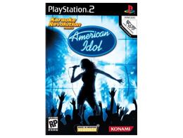 Karaoke Revolution: American Idol PS2 Usado