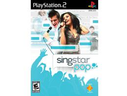 Singstar Pop PS2 Usado