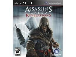 Assassin's Creed: Revelations PS3 Usado