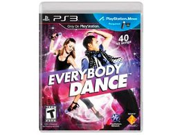 Everybody Dance PS3 Usado