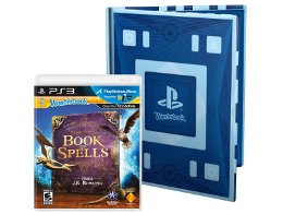 WonderBook: Book of Spells PS3