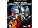 Fantastic Four: Rise of the Silver Surfer PS3
