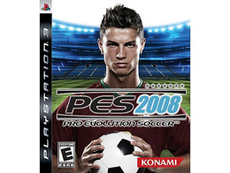Winning Eleven: Pro Evolution Soccer 2008 PS3